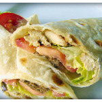 Chicken Salad wrap – Healthy Diet Recipe