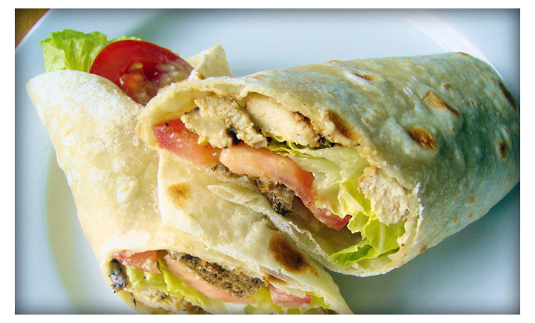 chicken-salad-wrap