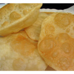 Luchi/ Poori – A classic Indian deep-fried bread