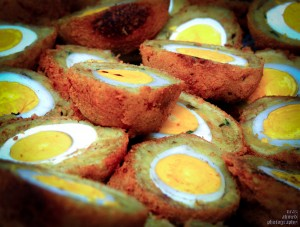 Egg chop - A lip-smacking Evening Snack