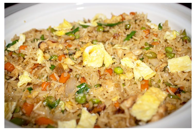 How to make chicken fried rice archives sharmilazkitchen chinese chicken fried rice ccuart Image collections