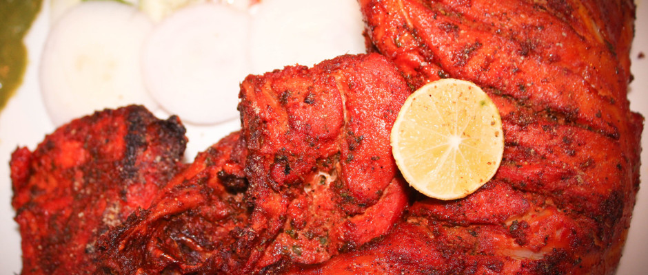 How To Make Tandoori Chicken In Microwave