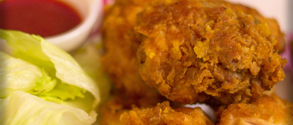 Homemade Original KFC Style Fried Chicken
