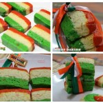 Trio Cookies – Independence Day Recipe