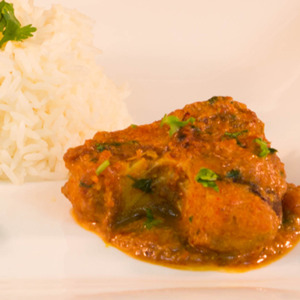Fish Kalia - Bengali Wedding Style Fish Curry