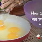 How To Separate Egg Yolks From Whites Using a bottle – #Trick