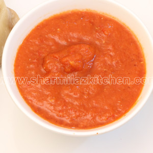 Spicy Chili Garlic Sauce For Momos