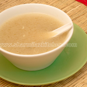 Vegetable Clear Soup For Momos