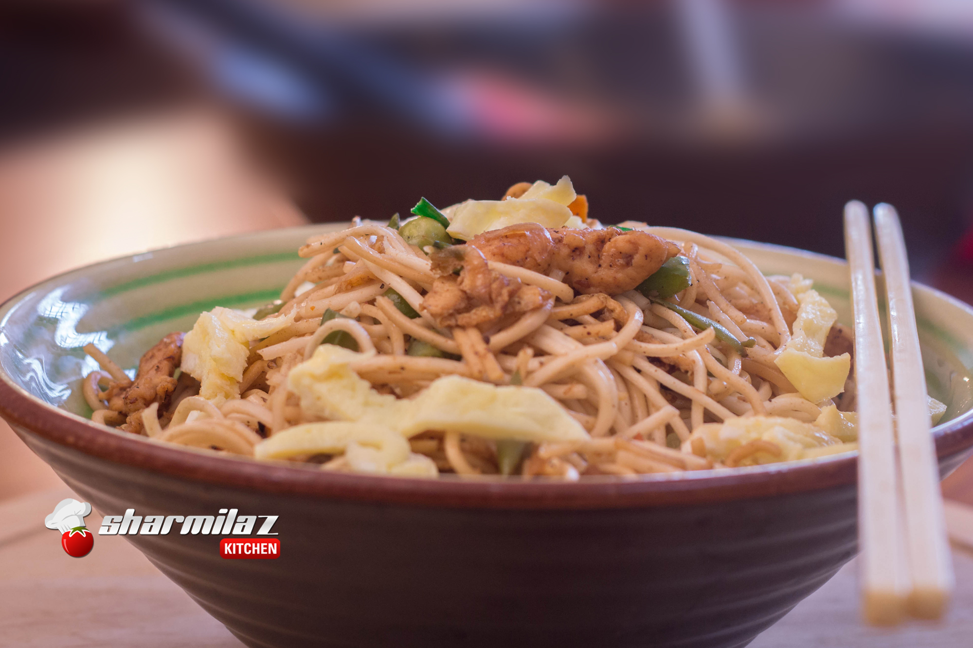how to cook chinese noodles recipe