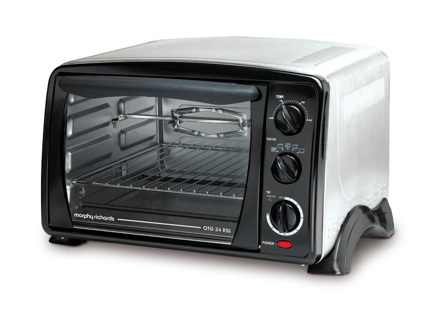 morphy richards 24 rss 24 litre stainless steel otg oven toaster rh sharmilazkitchen com Morphy Richards UK morphy richards otg 18 rss user manual