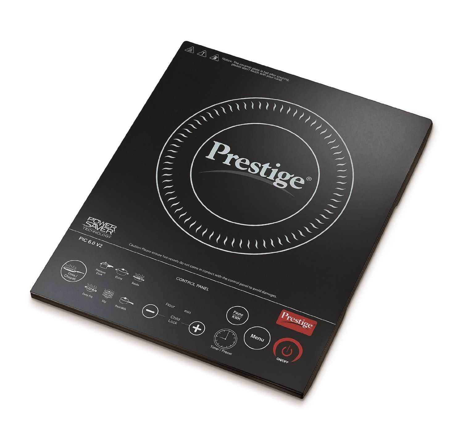 Heating Induction Cook Tops ~ Prestige pic v watt induction cooktop
