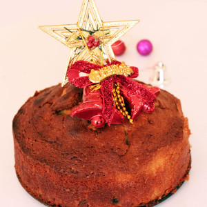 Rum Fruit & Nut cake |Traditional Christmas Cake Recipe