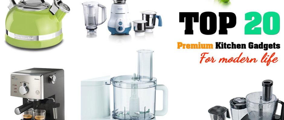 Top 20 Premium Kitchen Appliances For Modern Kitchen