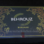 100% Unbiased Review For Behrouz Biryani – Should You Try Or Not?